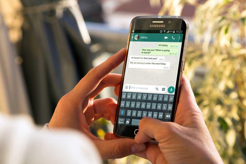 gelöscht WhatsApp auf Android abrufen