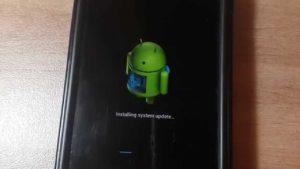 Fixieren Android Update Installation fehlgeschlagen