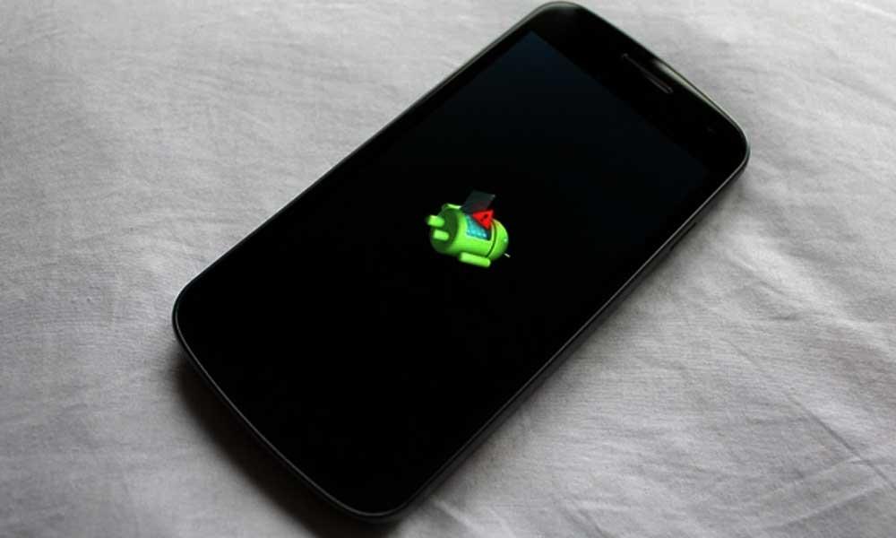 So stellen Sie Daten von einem toten Android