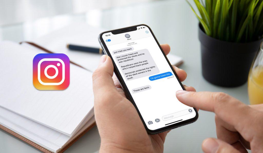 gelöschte Instagram-Nachrichten auf Android / iPhone wiederherzustellen