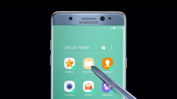 gelöschte Fotos von Samsung wieder her Sichere Ordner