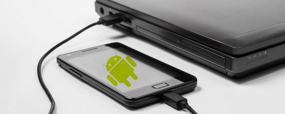 Wiederherstellen von Android-Daten ohne USB Debugging