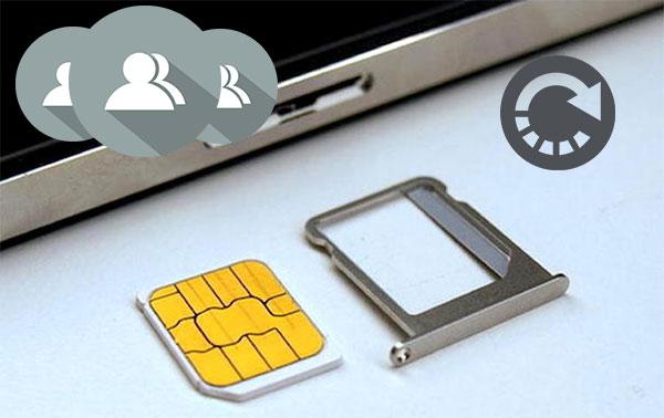 gelöschte Kontakte von der Android SIM-Karte wieder her